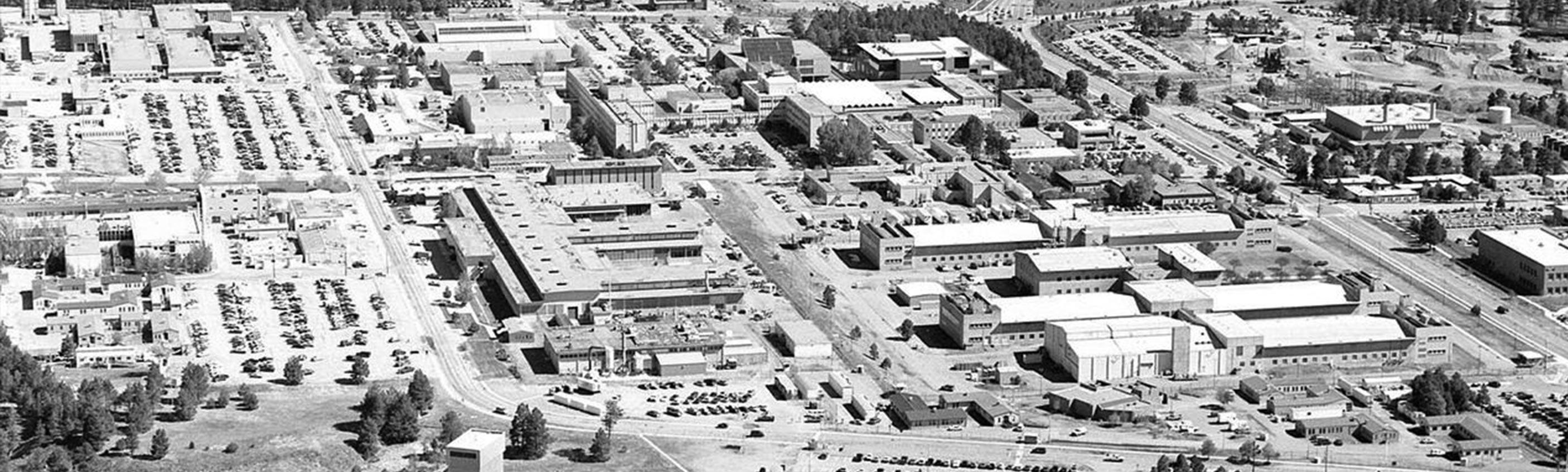 Los Alamos National Laboratory (New Mexico) - Cold War Patriots